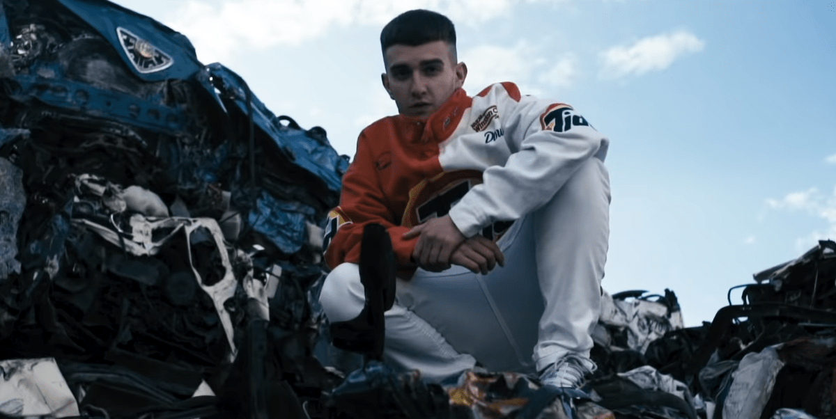 Recycled J – «Tiempo»