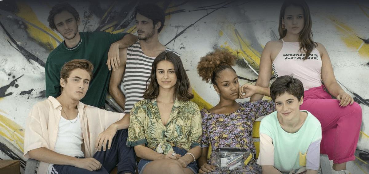 'Boca Norte' la nueva serie de Playz, a ritmo de trap