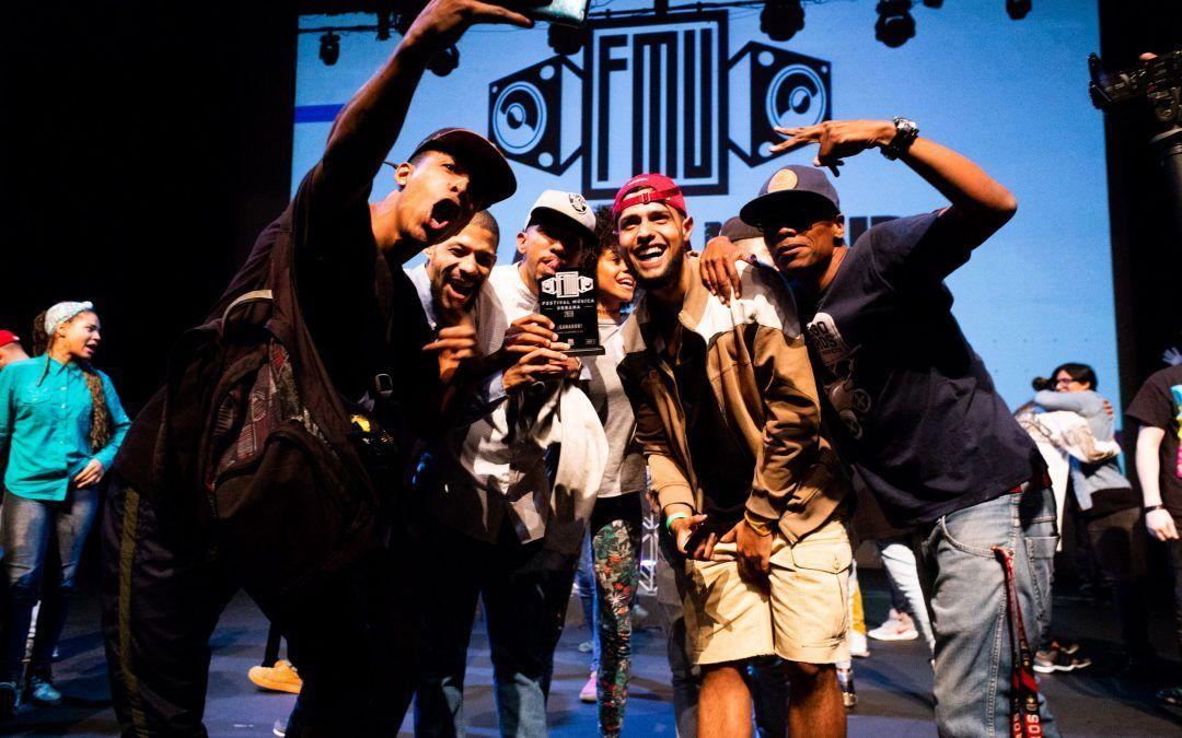 Los conciertos de música urbana son parte de las estrategias para atraer masas
