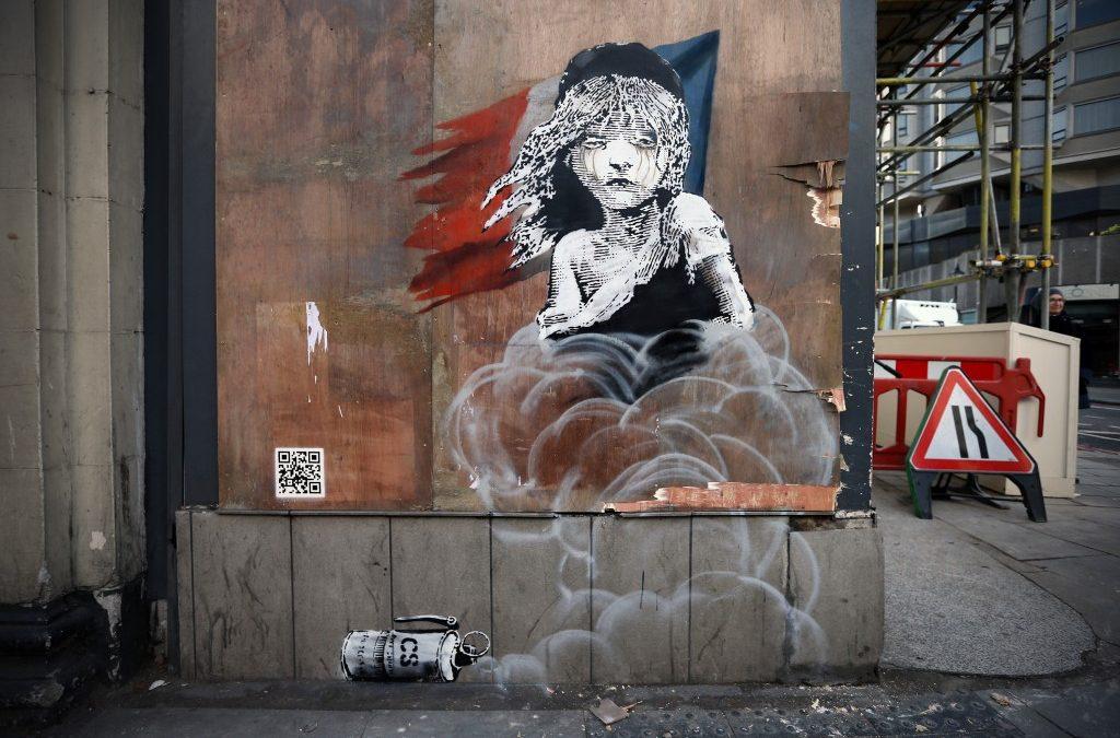 Banksy: Genio y Figura