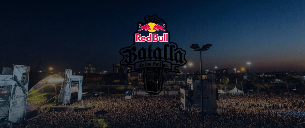 Llego la hora de la Red Bull Batalla de los Gallos