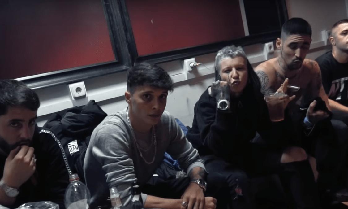Oktoba ft Brasov – «Bien pobre»