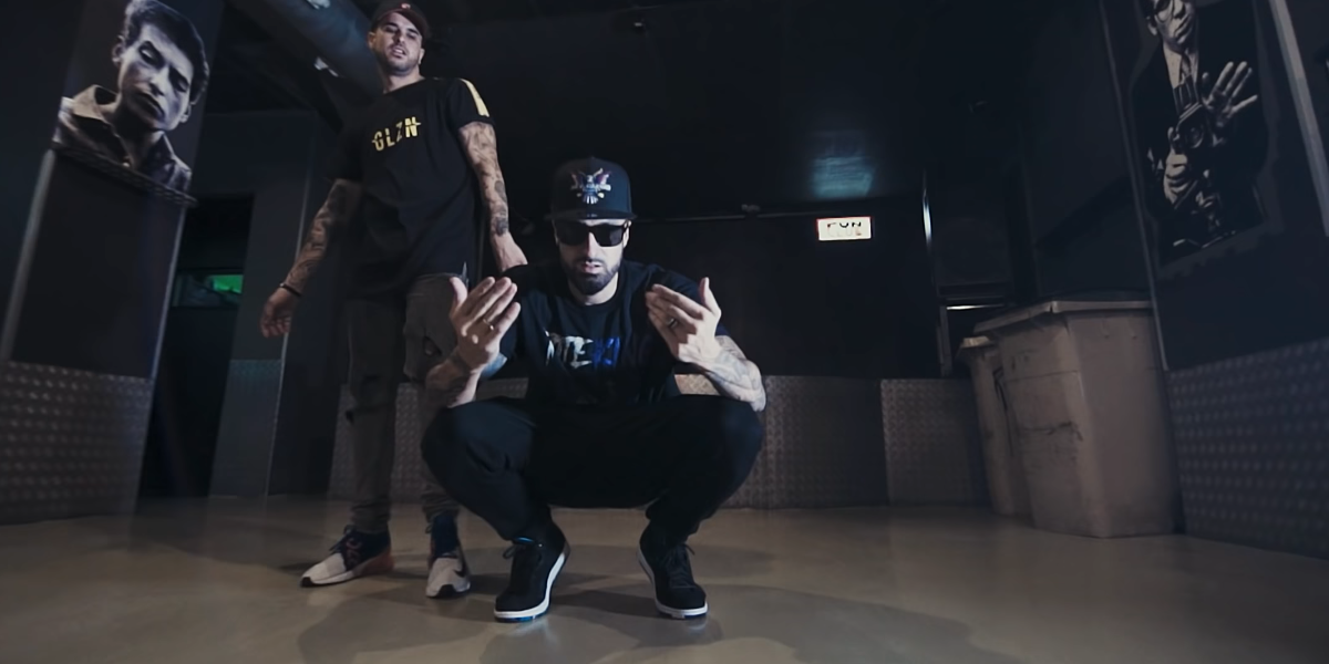 Shotta ft Toteking – «Final de Liga»