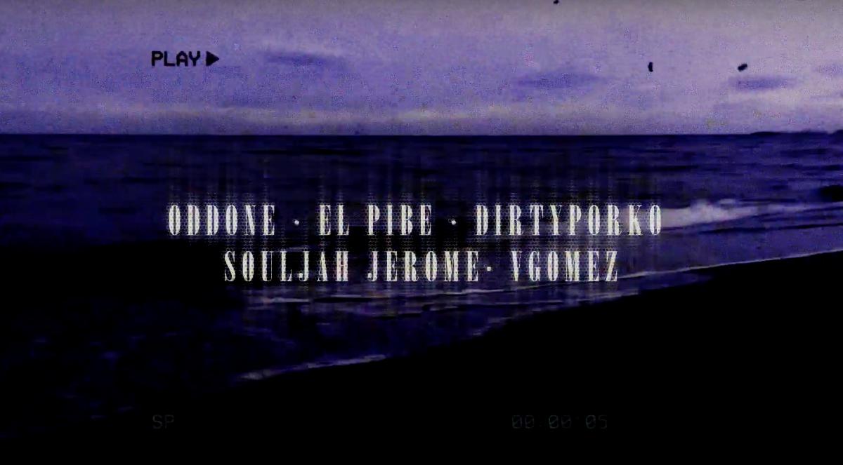 El Pibe ft Oddone ft Dirty Porko ft Souljah ft V.Gómez – «De costa a costa»