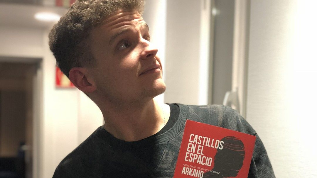 """Arkano: """"Parece que el rap se quiere obviar en España"""""""