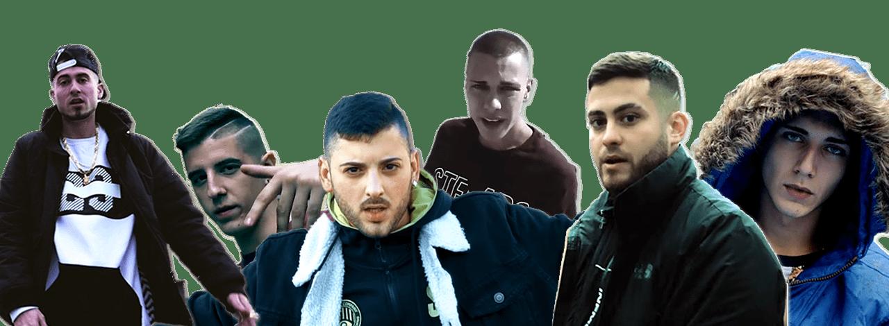 El rap underground  se cuela en tendencias del país