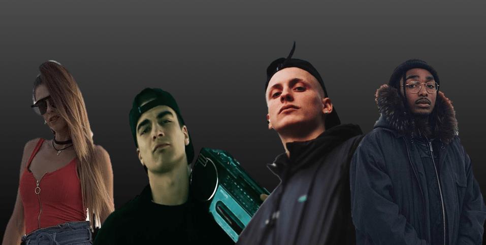 4 raperos underground que deberías tener vigilados