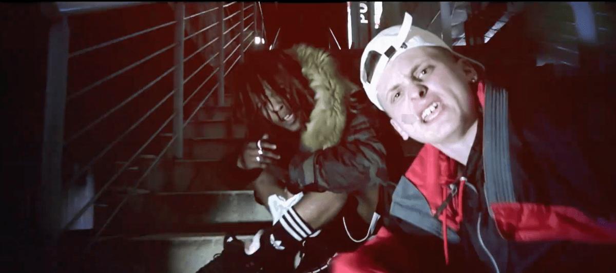 Bladi Black ft Oddone – «Fobia a mi clika»