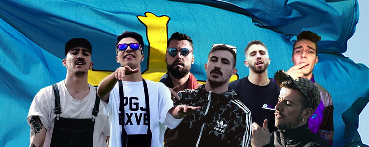 Estos son los nuevos artistas del emergente rap asturiano