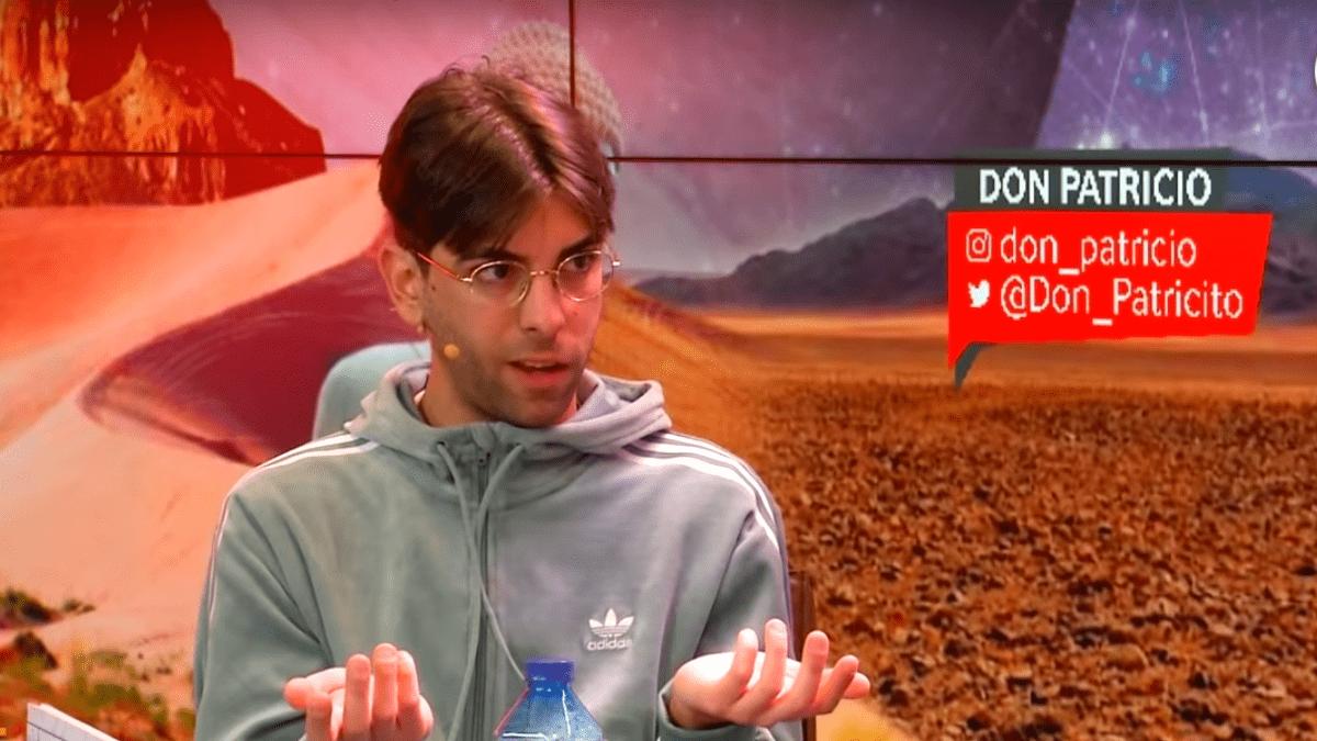 Don Patricio presenta «La dura vida del joven rapero» en Vodafone yu