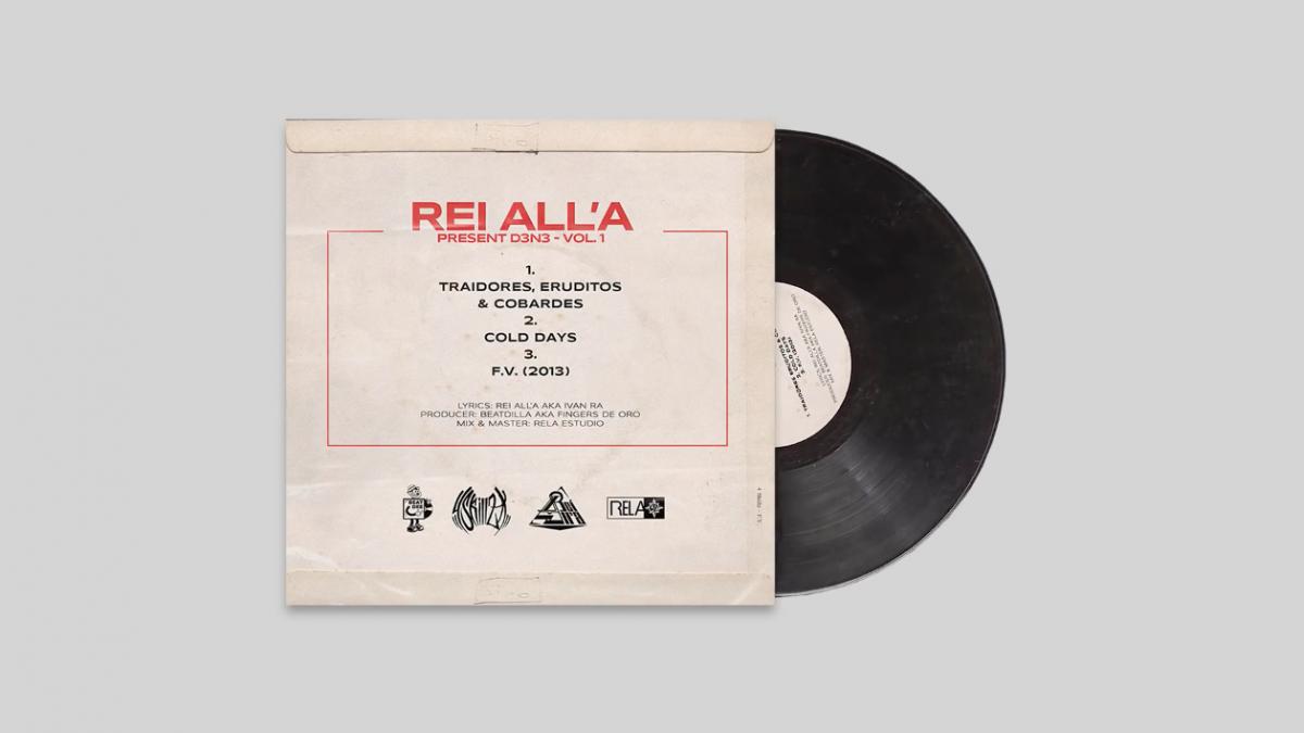 Rei All'a ft  bEATDILLA – «D3N3 vol.1»