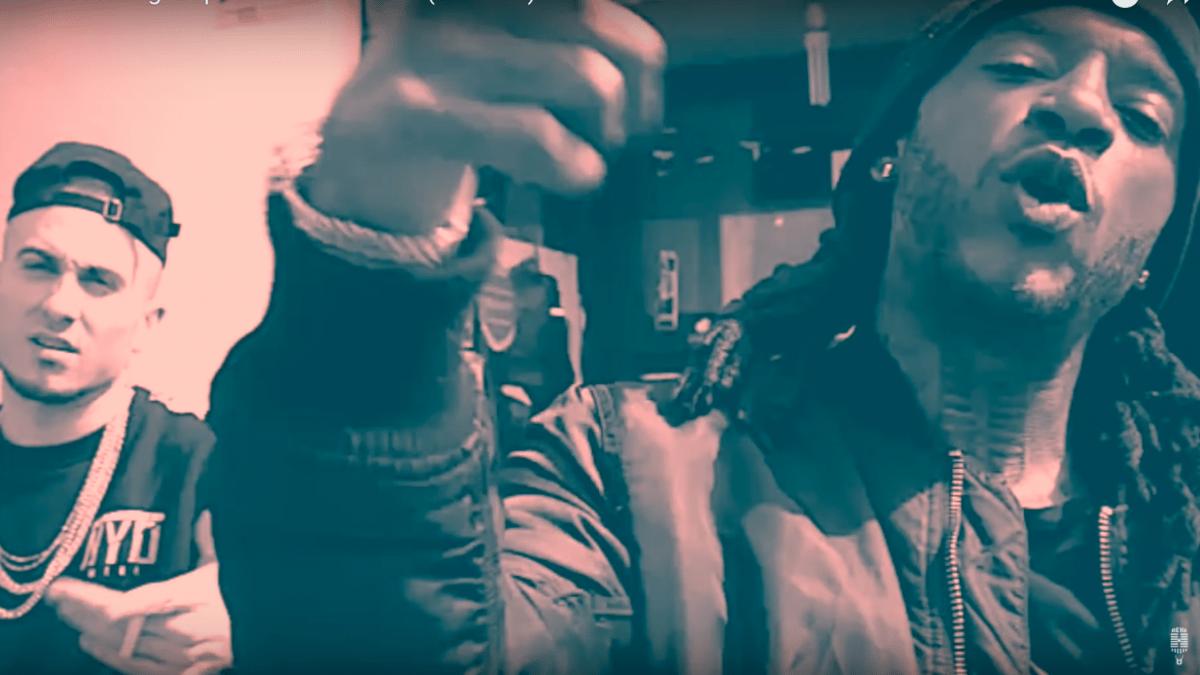 Reke ft Lopes – «Buscando FT»