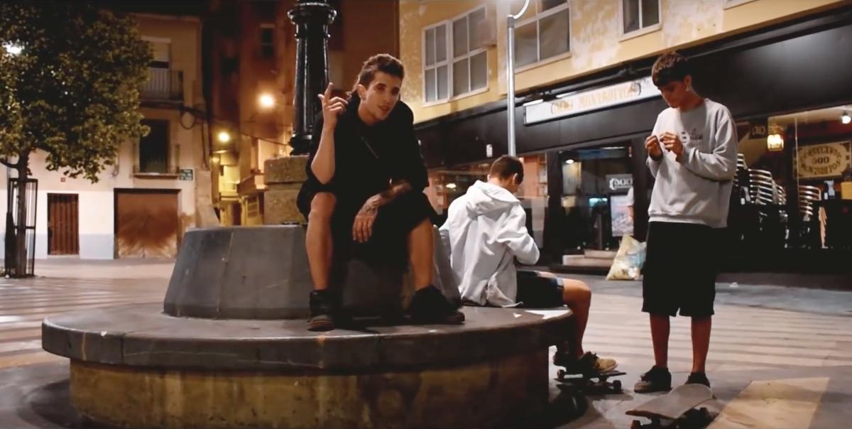 Erizo – «Sobre Ruedas»