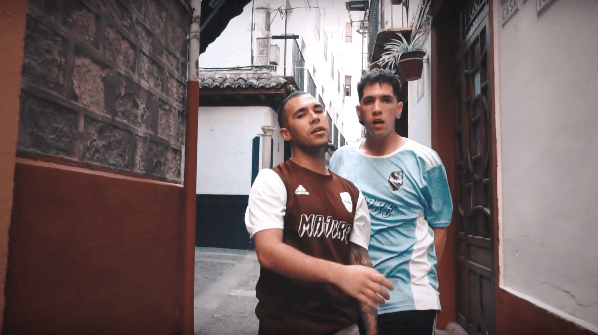 Delamama – «It's in the game»