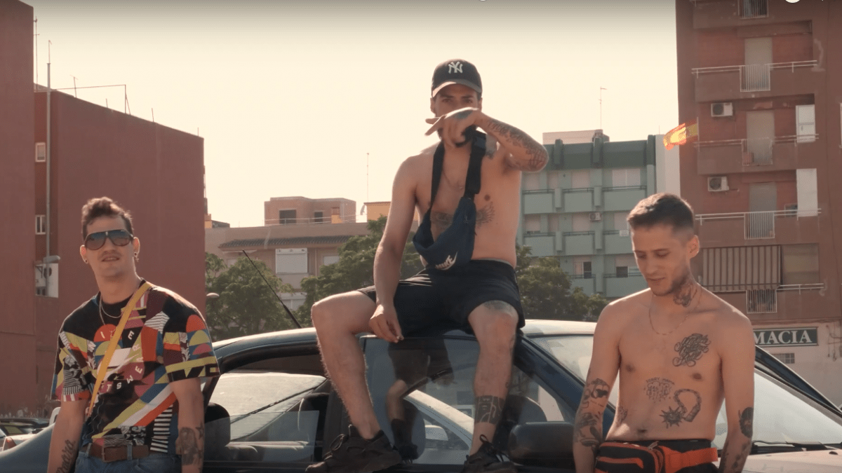Bajozero Che ft Syto HGC – «Manteca»