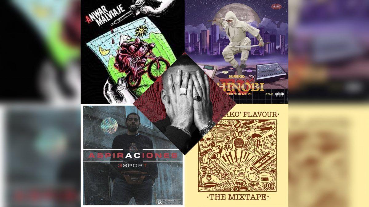 Top 5 de discos recomendados