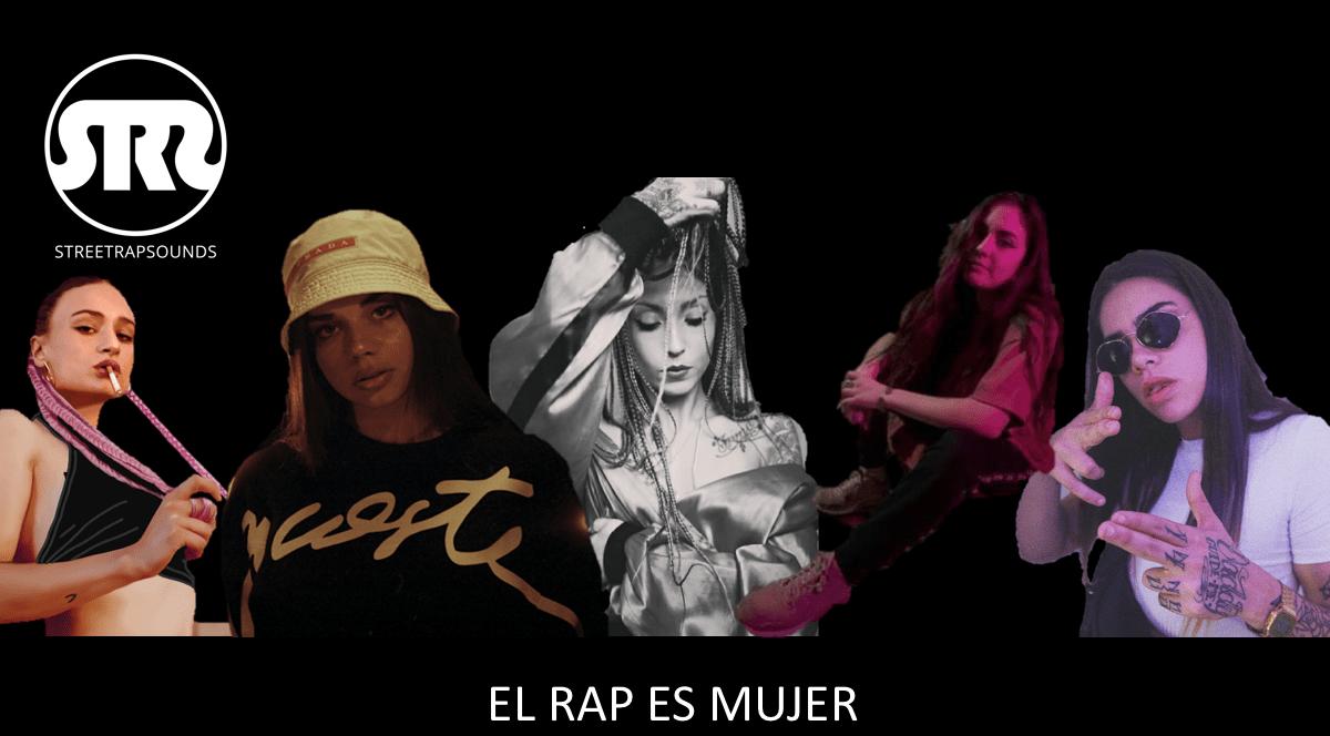 El Rap es mujer