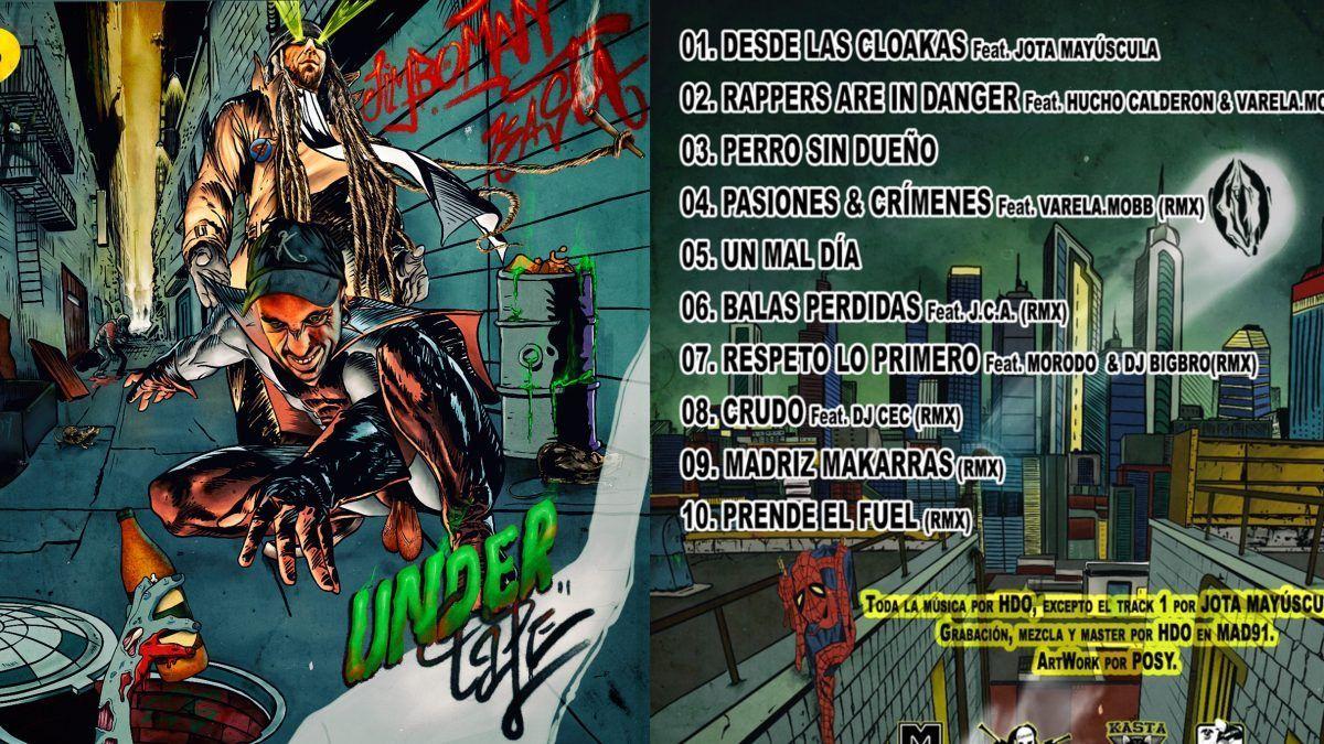 Jimboman ft Kasta Mad – «Undertape»