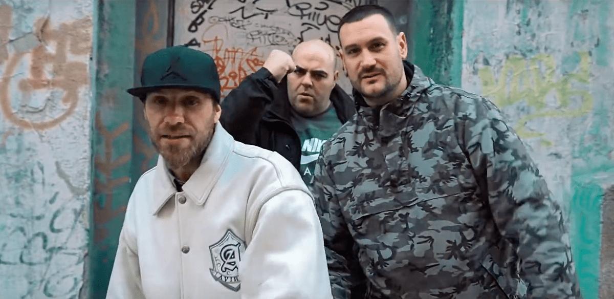 Jesús Caballero ft Jameson Killah – «Dando el peso»