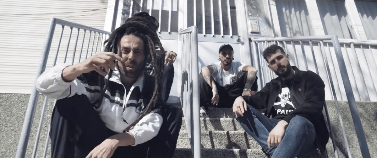 Jimboman ft Kasta Mad – «Rappers are in danger RMX»