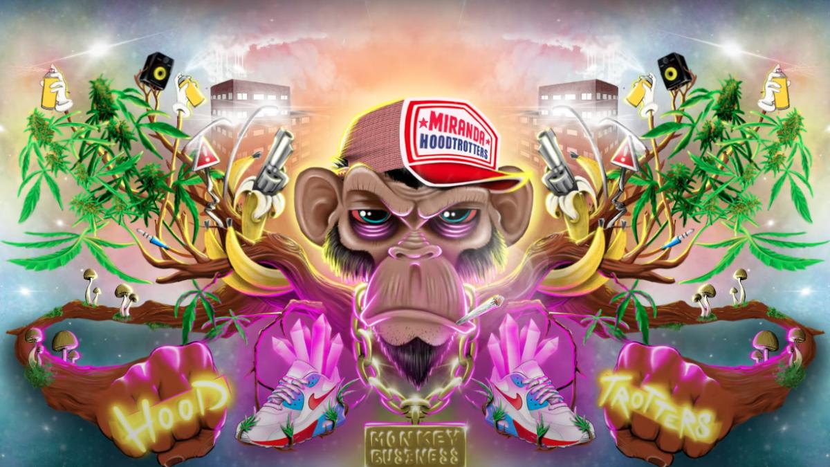 Hoodtrotters – «Monkey Business»