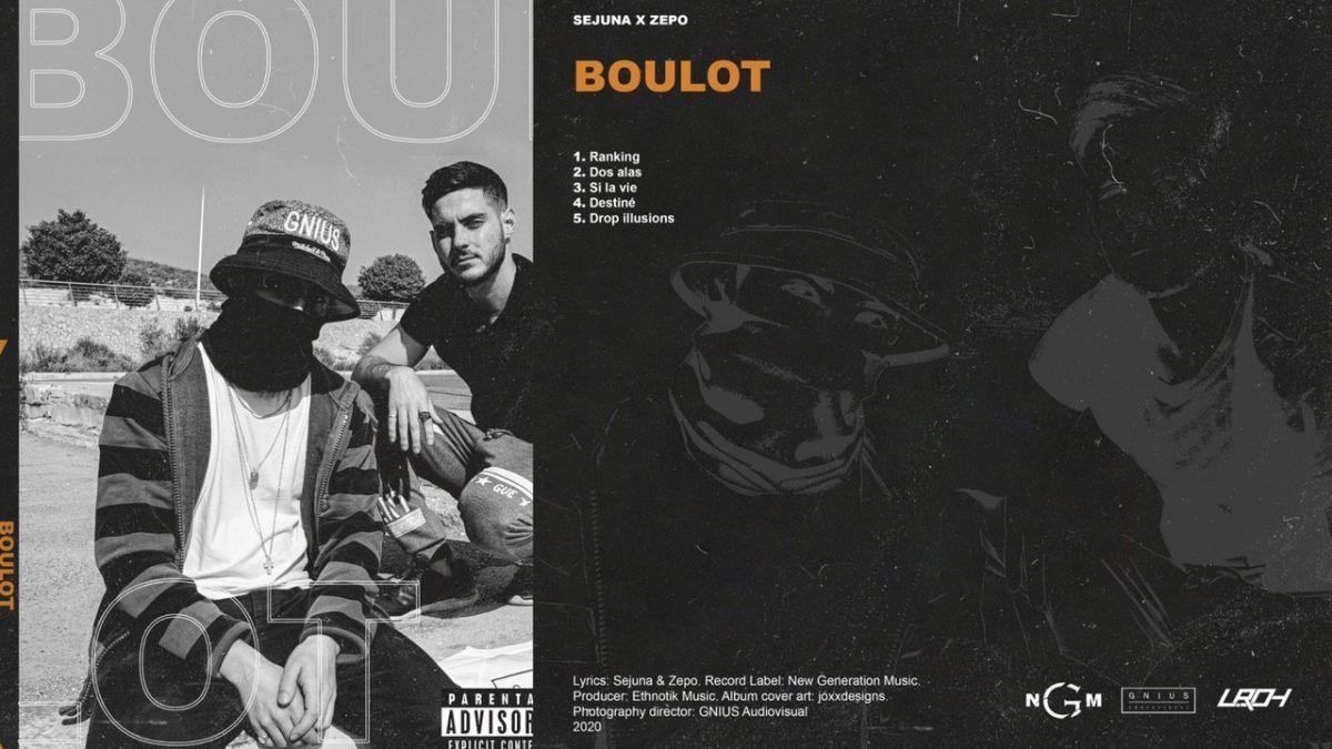 Sejuna ft Zepo – «Boulot»