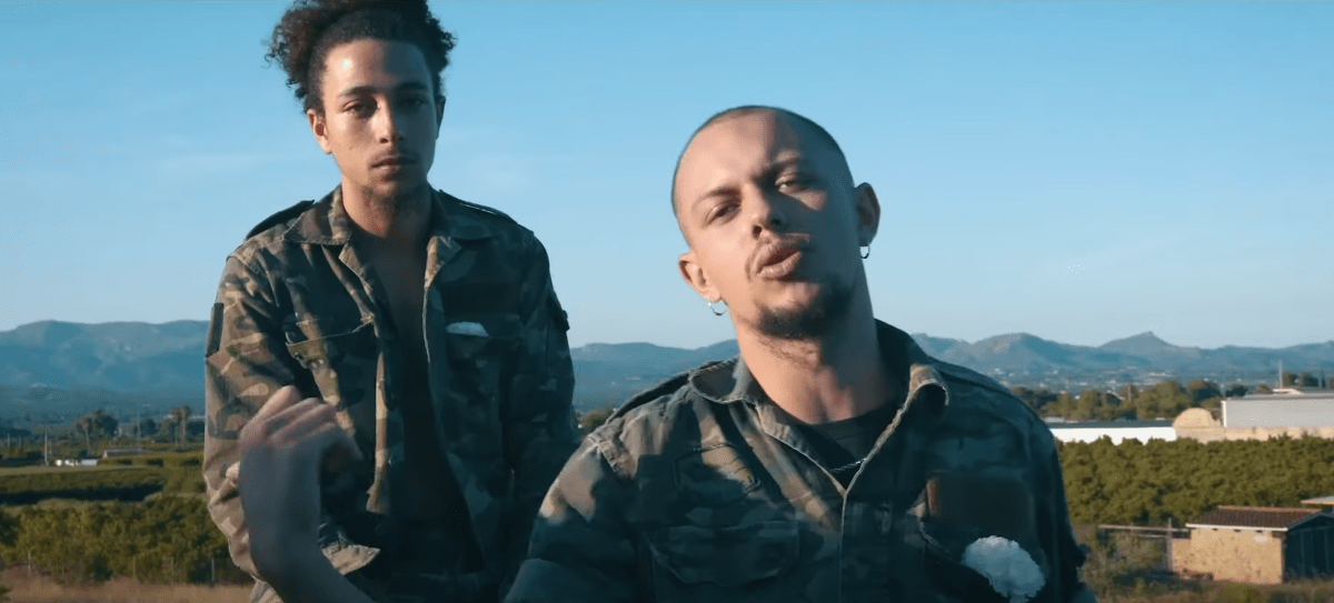 Garfio R ft Noah ft Krabs – «Barricadas»