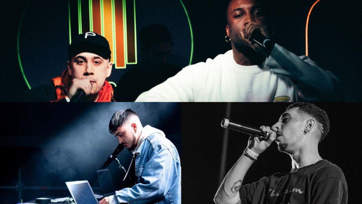 MusicHood te trae a Saske, Gese Da O, ILL Pekeño y Ergo Pro en concierto