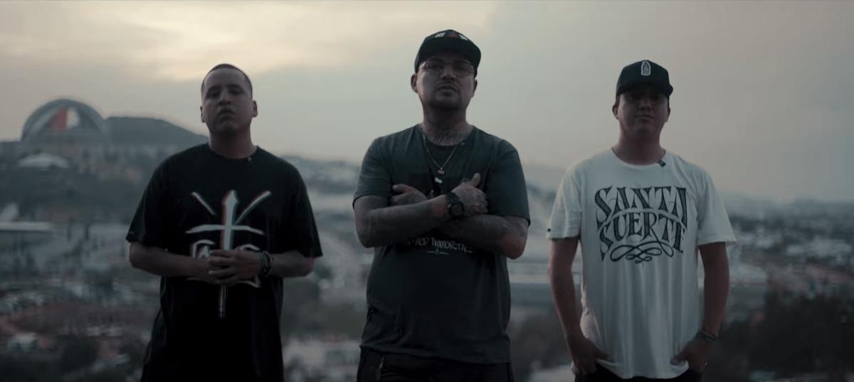 Rapper School – «Nunca Fuiste»