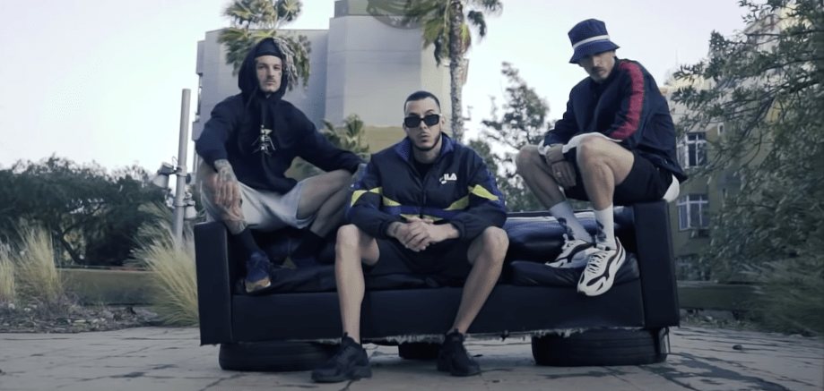 El Extranjero ft OG Gara ft Perro Flaco – «Big Dogs»