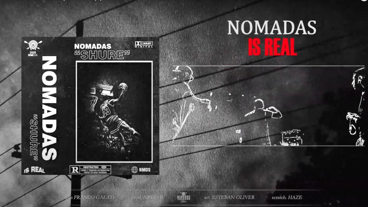 Nómadas – «Is Real»