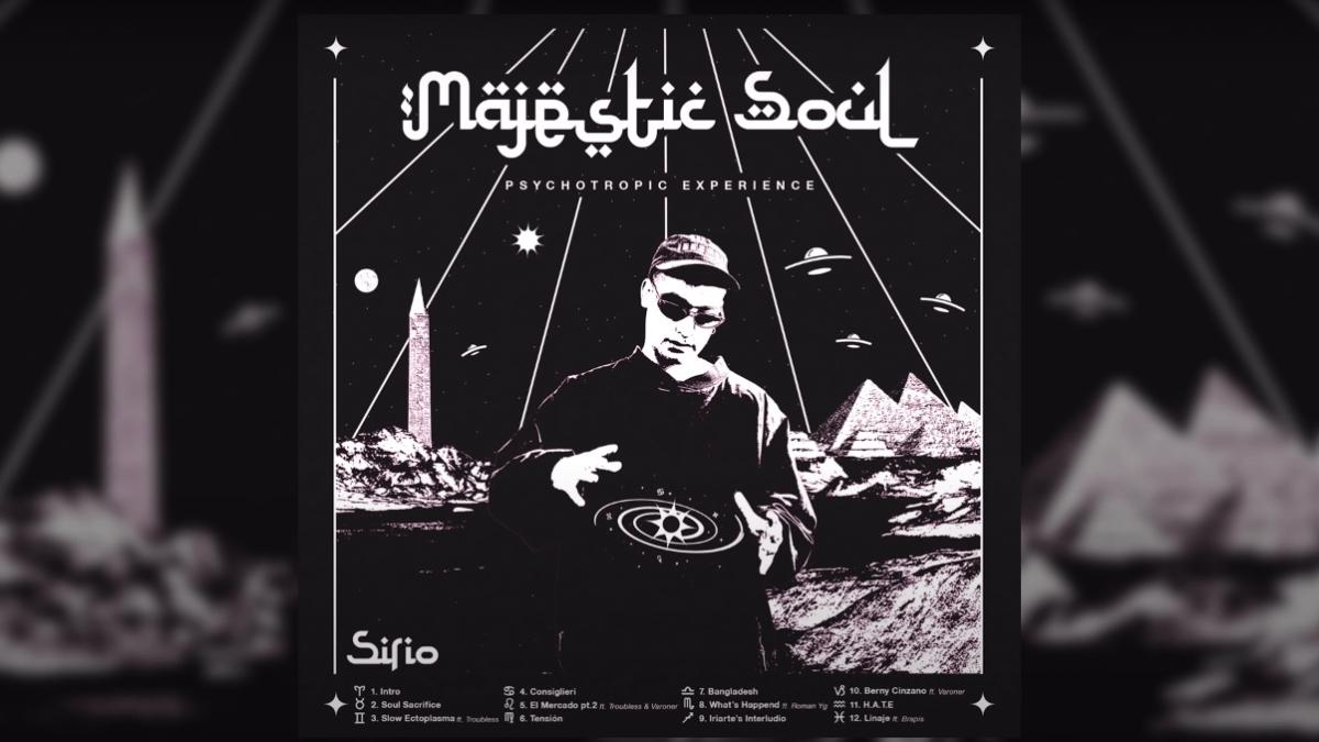Sirio ft Irivrte – «Majestic Soul»
