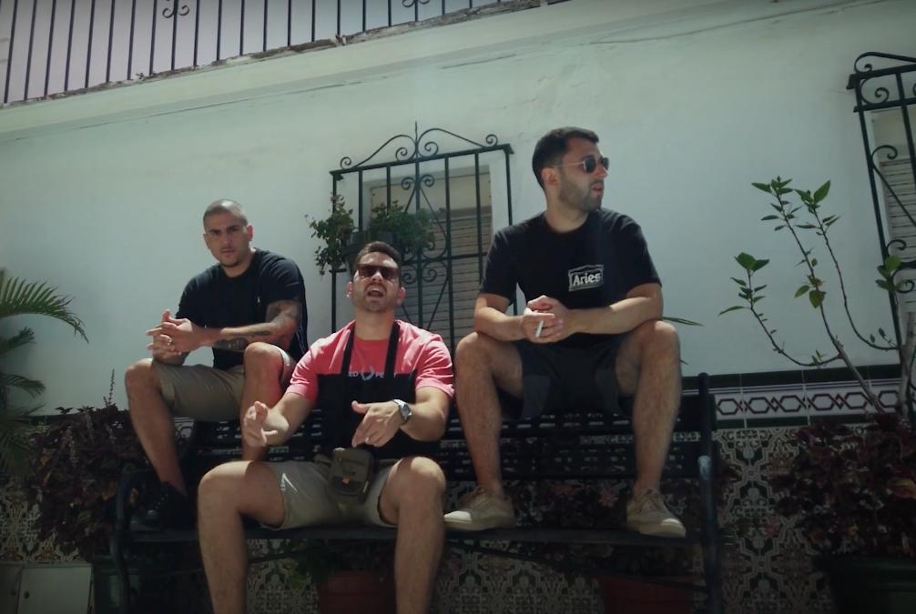 Kmara ft Mani ft Carlos Camarón – «Aunque Duela»