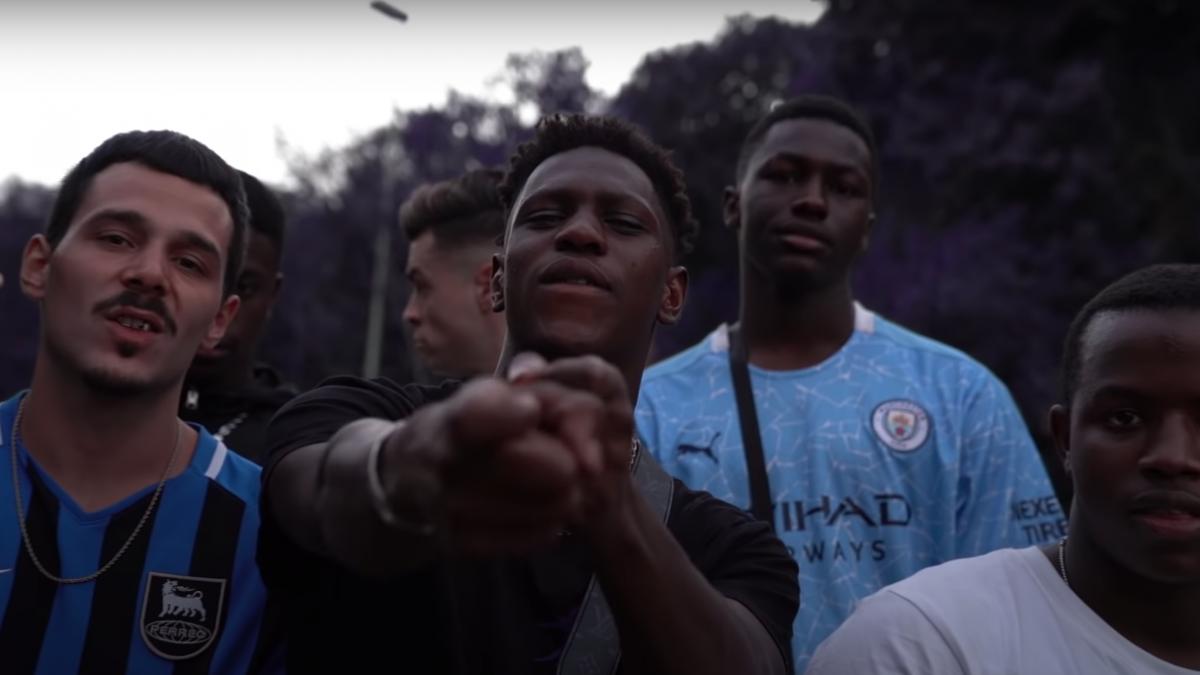 Ghetto Boy ft Yibril Rue – «Crunch»