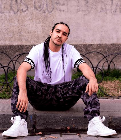 MC Piri – «Siente el fuego»