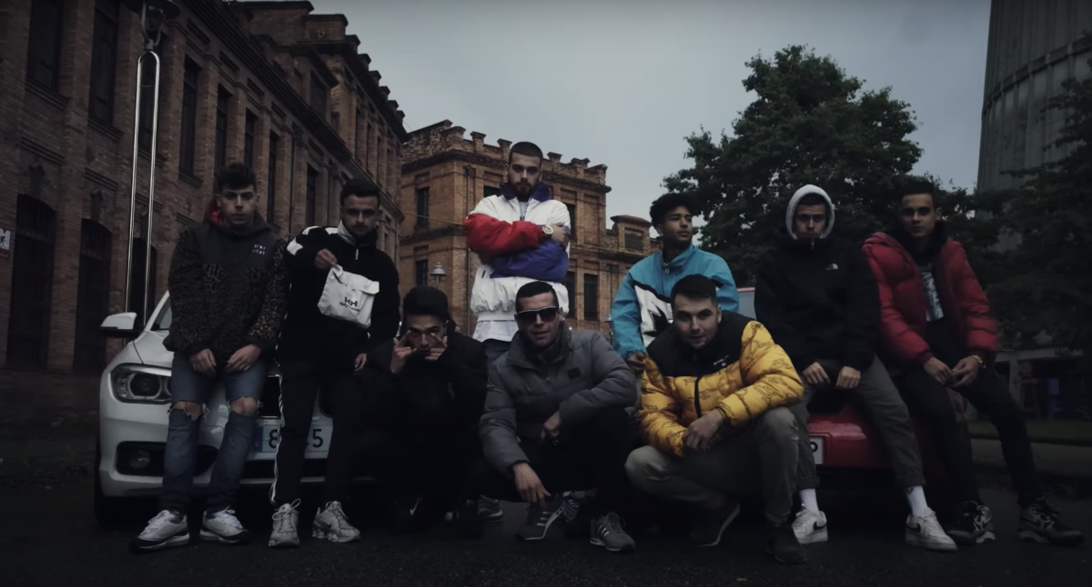 Purini Madness ft PGJ – «Perros Callejeros»