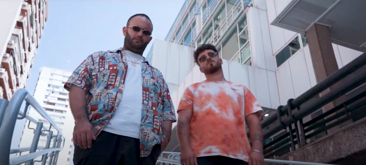 Cheeza & Jack Red ft T Dom – «Dime que sí»