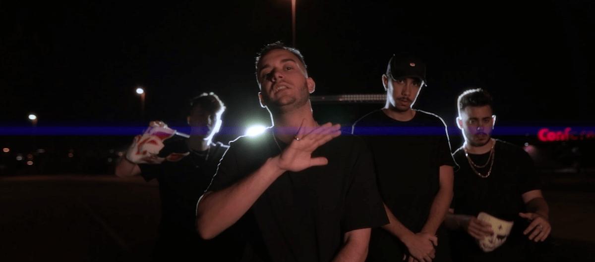 Cronos ft Walls ft Barder ft Soge Culebra – «La Noche de las bestias (Remix)»