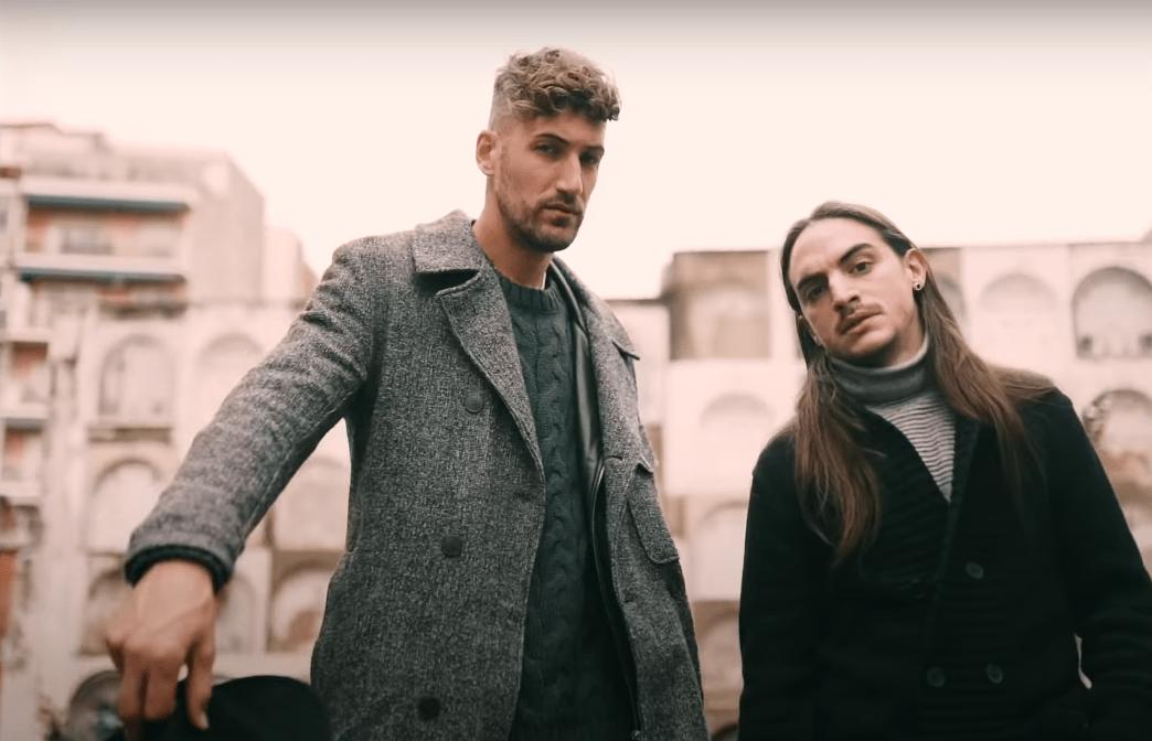 Trapani ft JP Fernandez – «Dispárame»