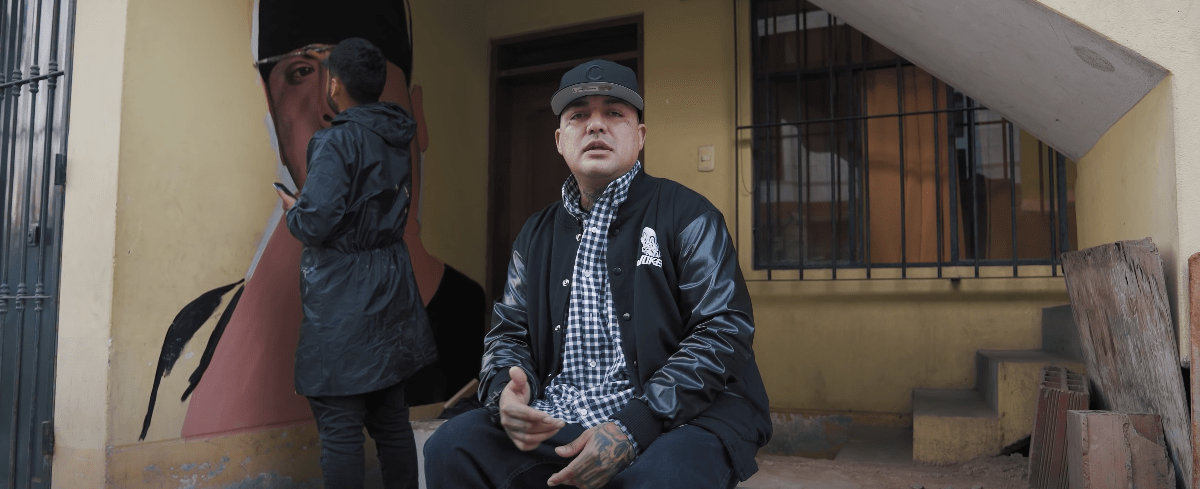 Warrior Rapper School – «Chico bueno, Mundo malo»