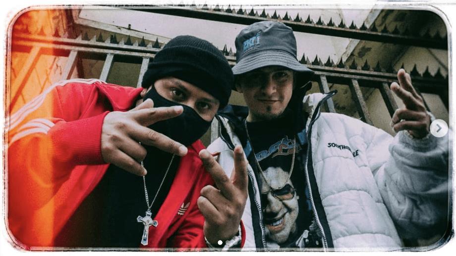 Rick Santino ft Urban92 – «Ciudad d'dios»
