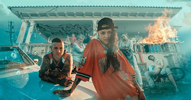 Anier ft Shaolin Monkey – «After show»