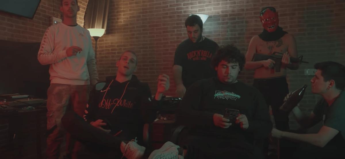 Al Safir ft Millans & Dj Saik – «Me la chupa»