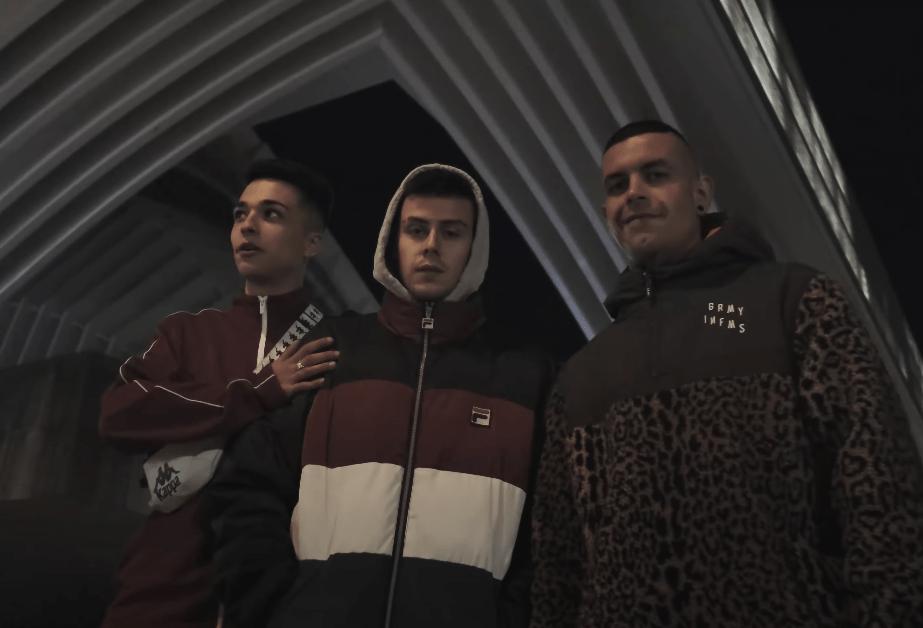 Cebè ft PGJ ft El Niño – «1312»