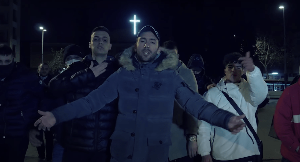 Kream ft Sandro – «Da lontano»