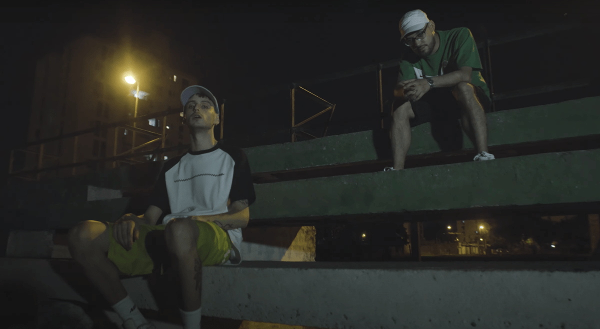 Brapis ft Urbanse – «Conocimiento»