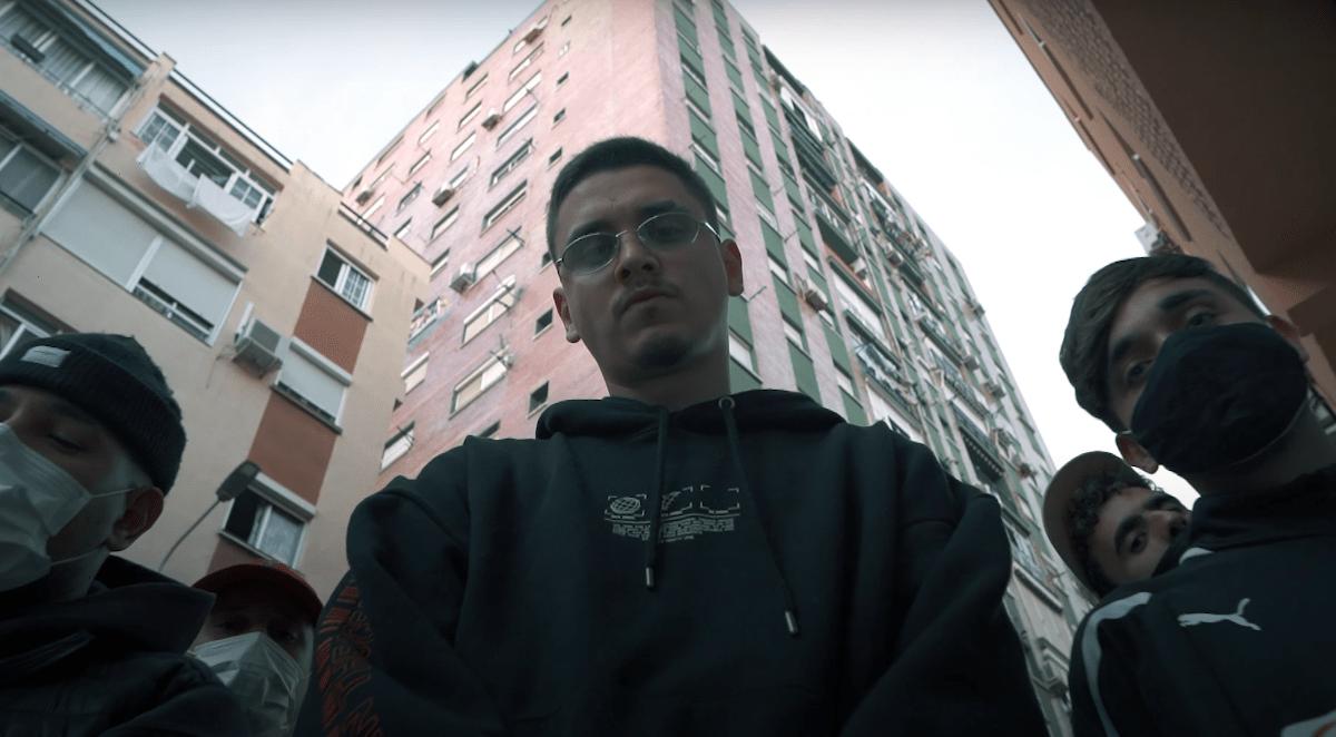 Jacman – «Intro Arañazos»
