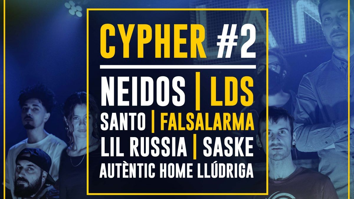 Guspira Records y Rattio.es presentan el segundo «Rattio Cypher»