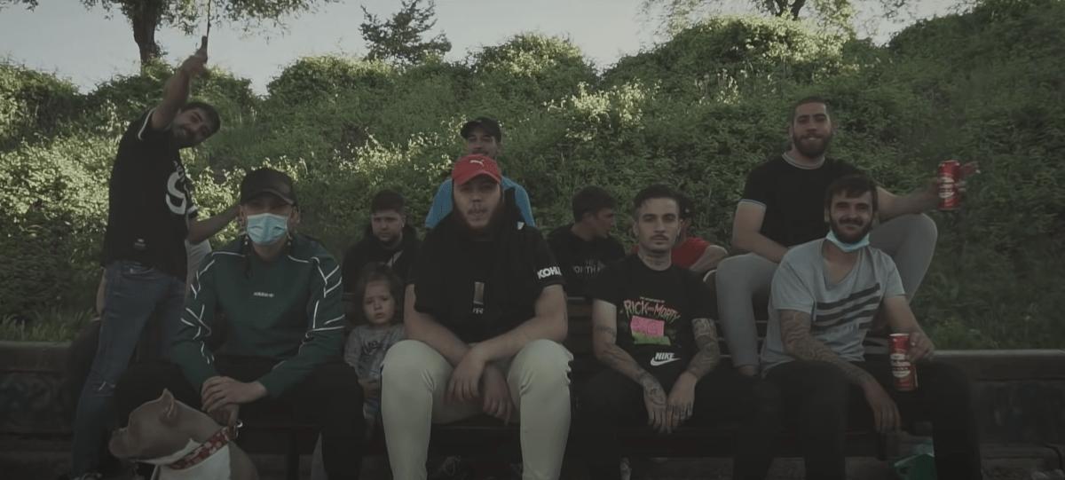 DaniFlakko ft Mxndxz – «Pocos valen»