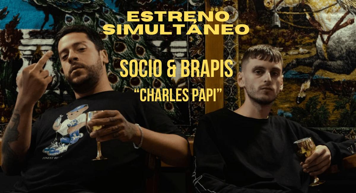 Socio & Brapis – «Charles Papi»